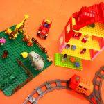 Spielsachen zum Ausleihen