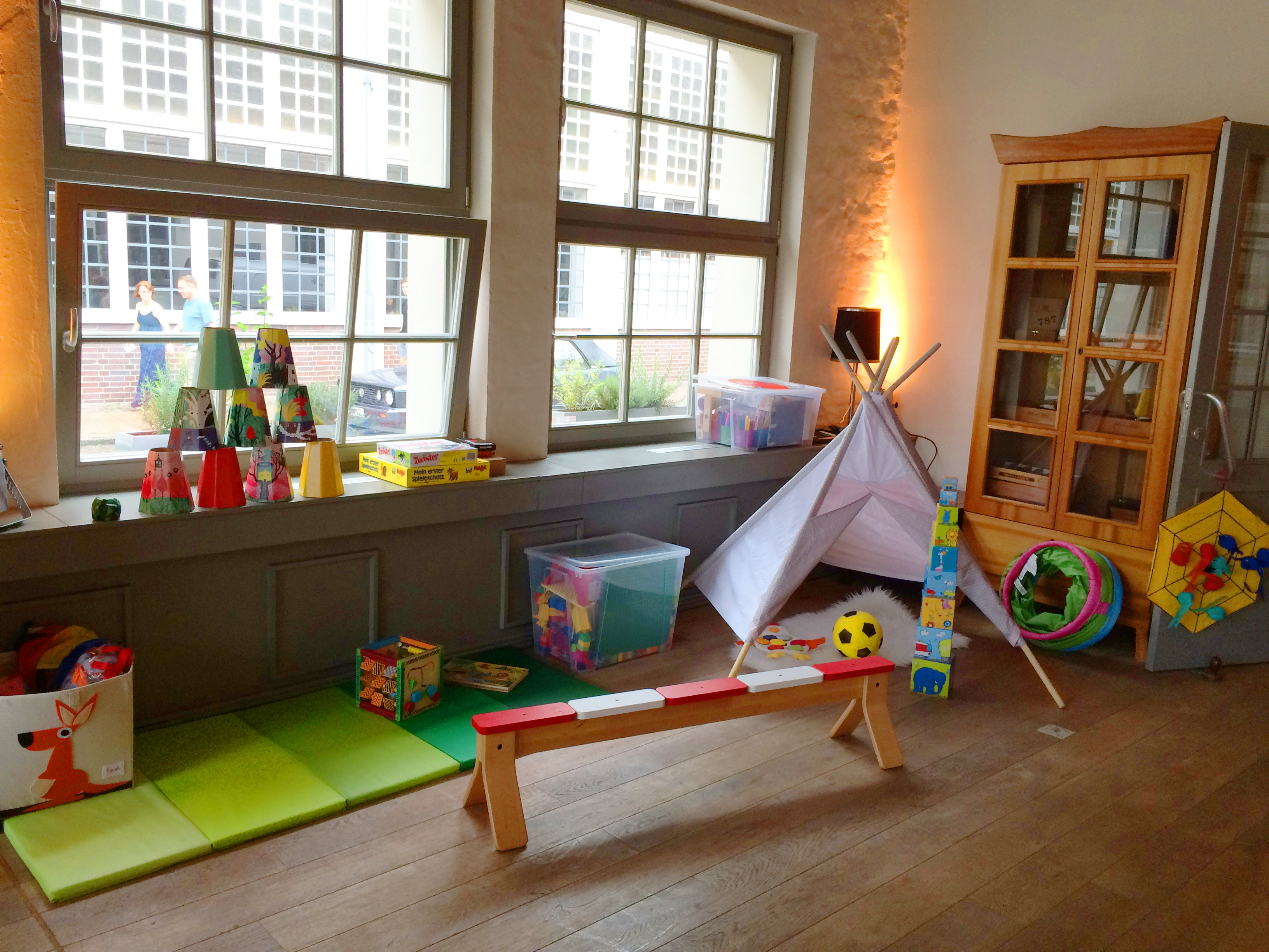 Kinderbetreuung Unternehmen